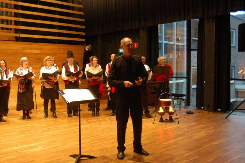 Januari 2014 - Concertzaal VRIJDAG, Groningen