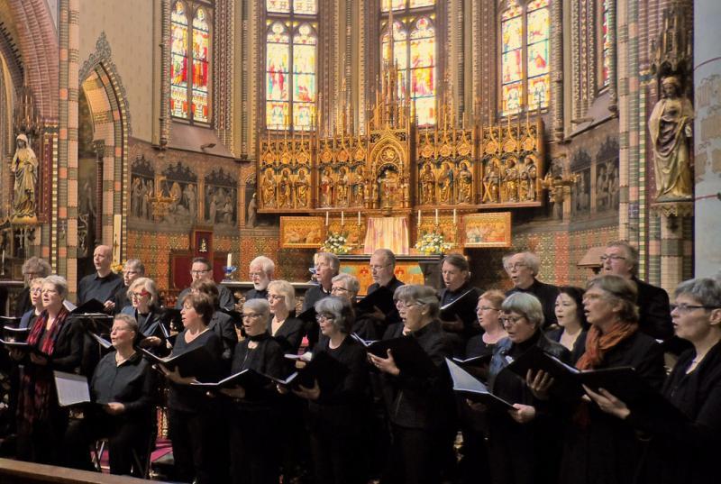 April 2016 - Sint Jozefkathedraal, Groningen